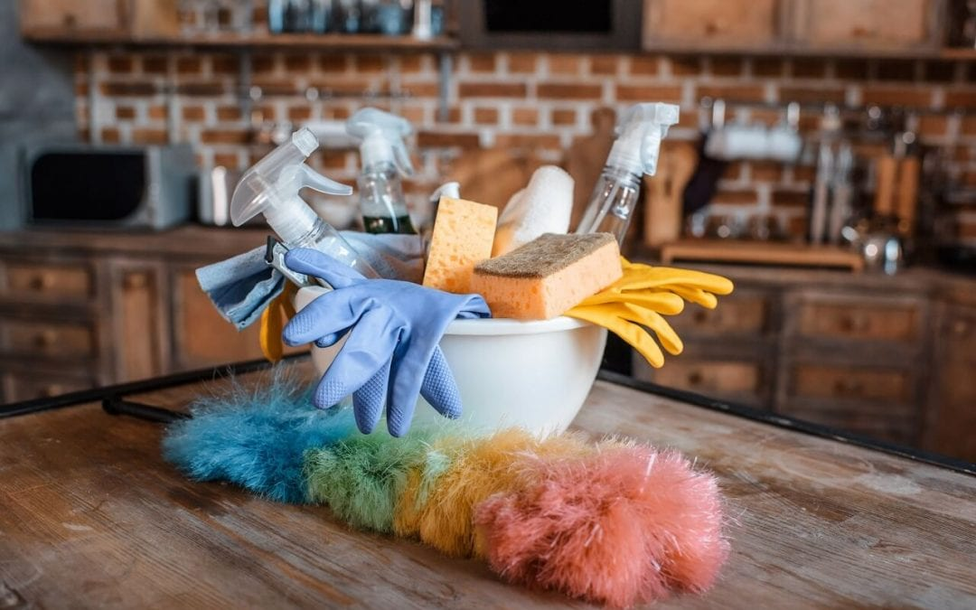 Spring Cleaning Tips: Don't Forget These Areas