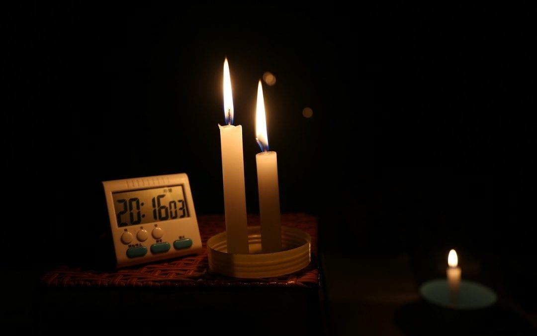 stay safe during a power outage by being prepared